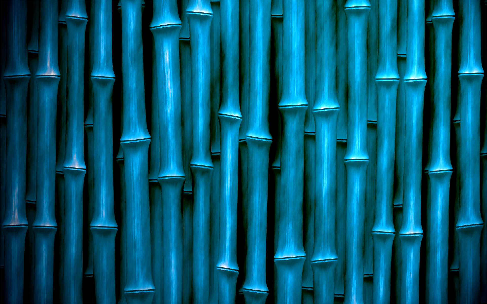 blue bamboo, texture bambooа, blue bamboo texture, photo, background
