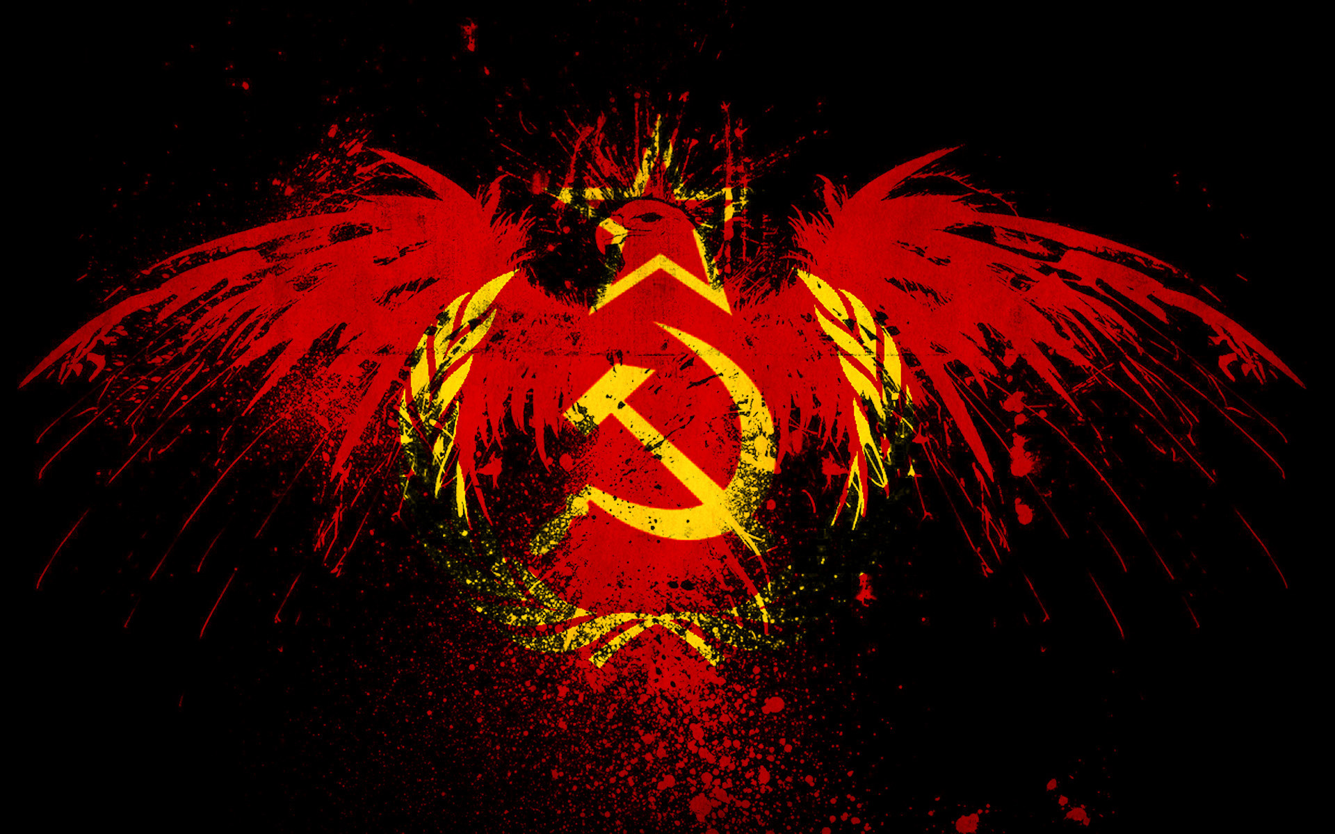 USSR flag, background, texture