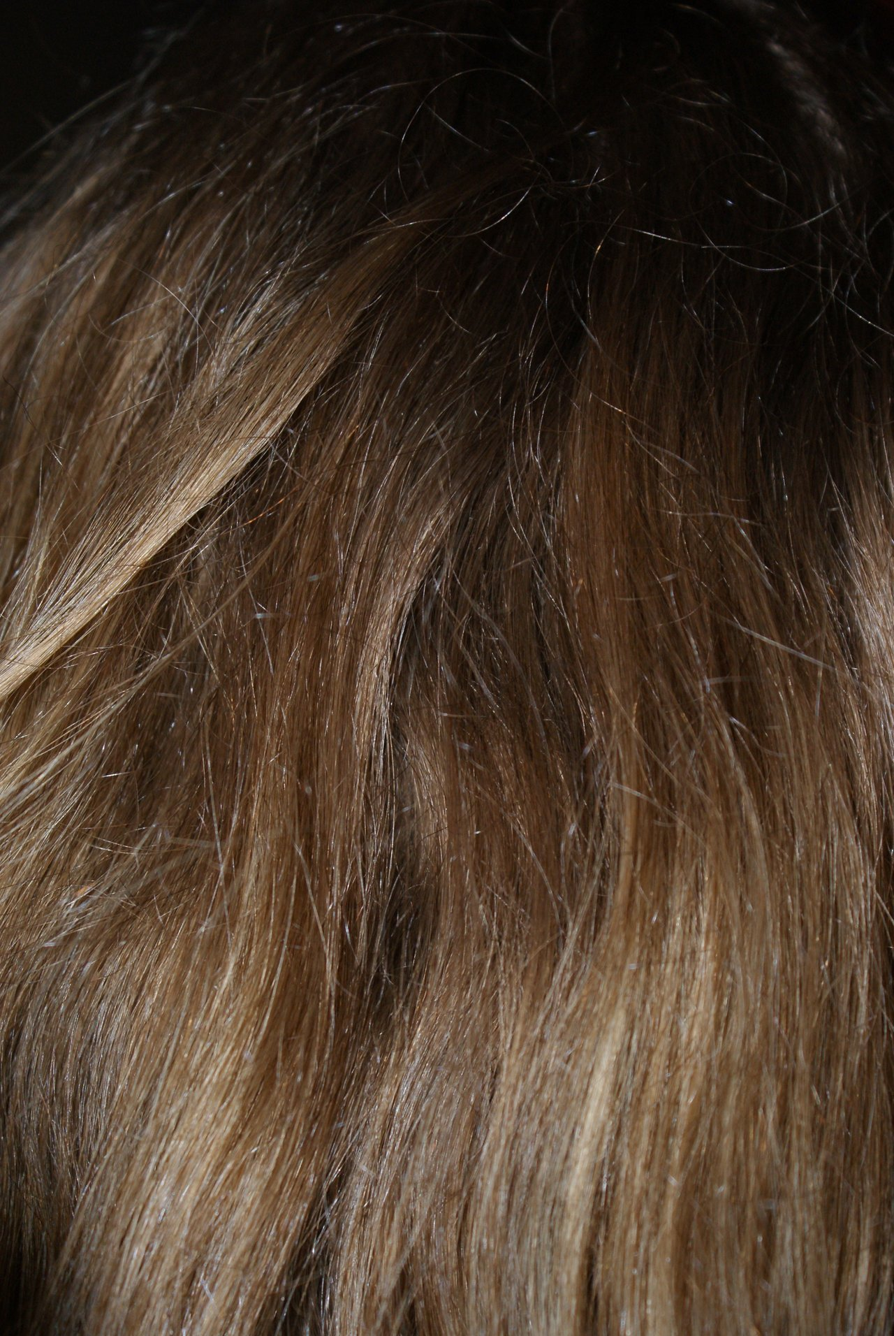 hair texture, background, brown hair texture, background