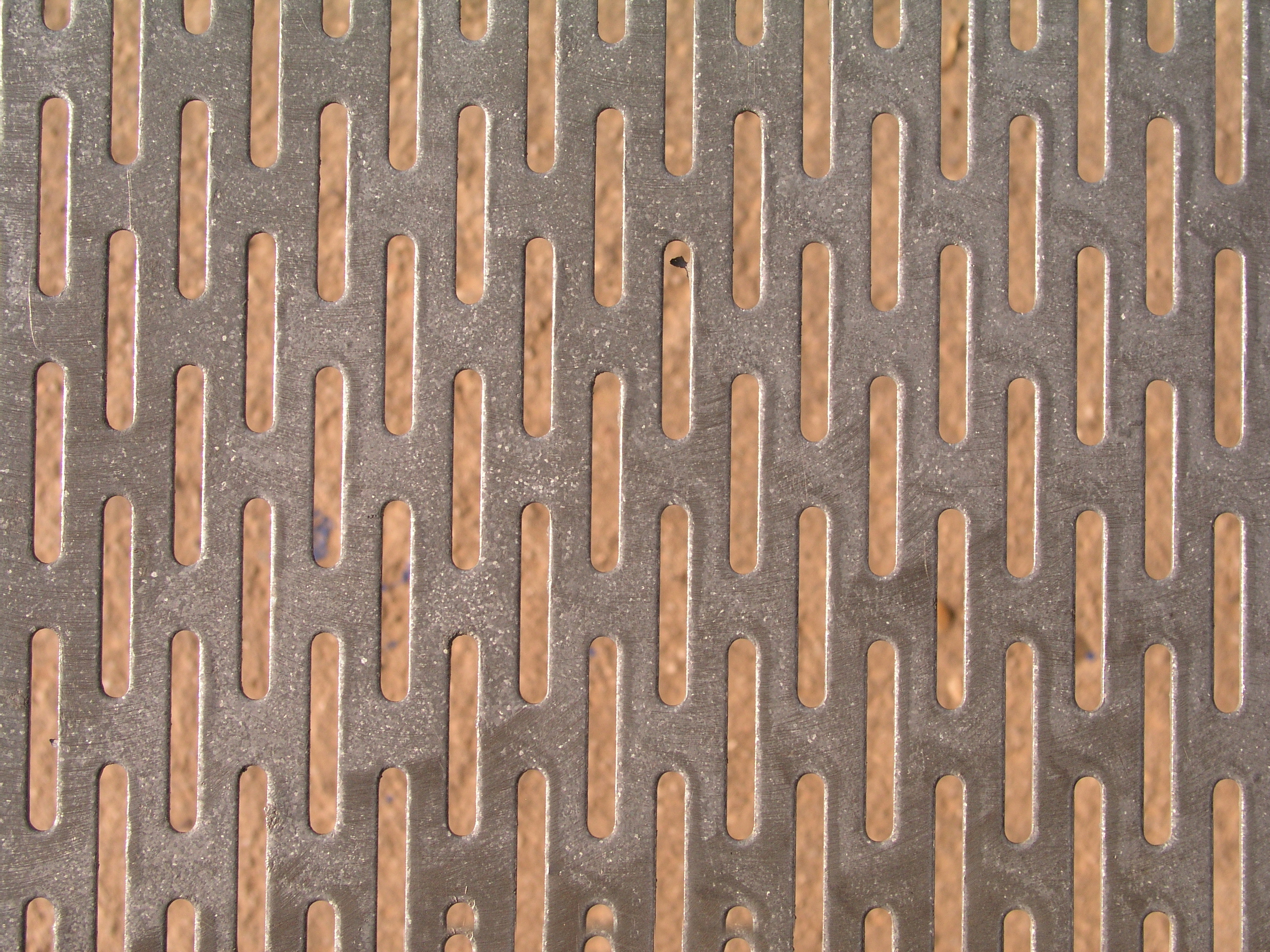 leaf iron with holes, download photo, background, texture, metal