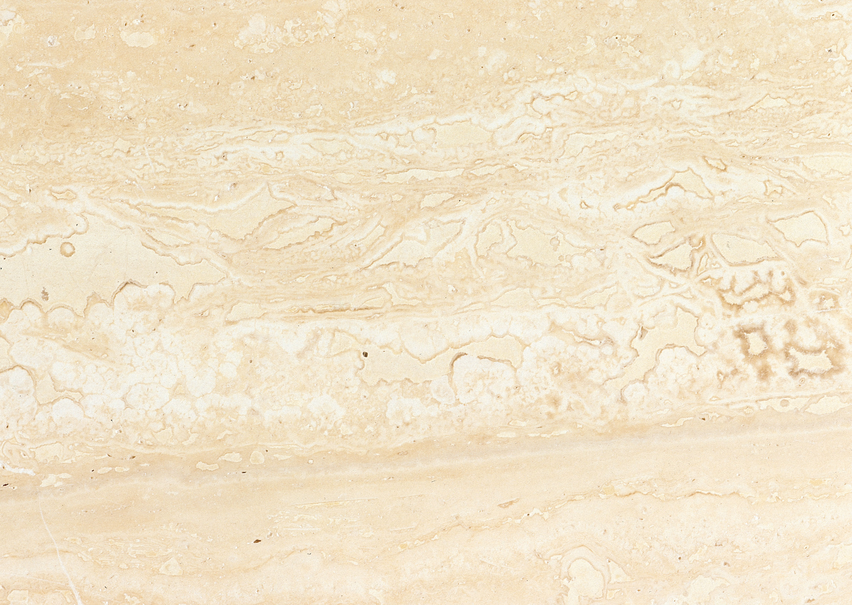 why marble turns yellow