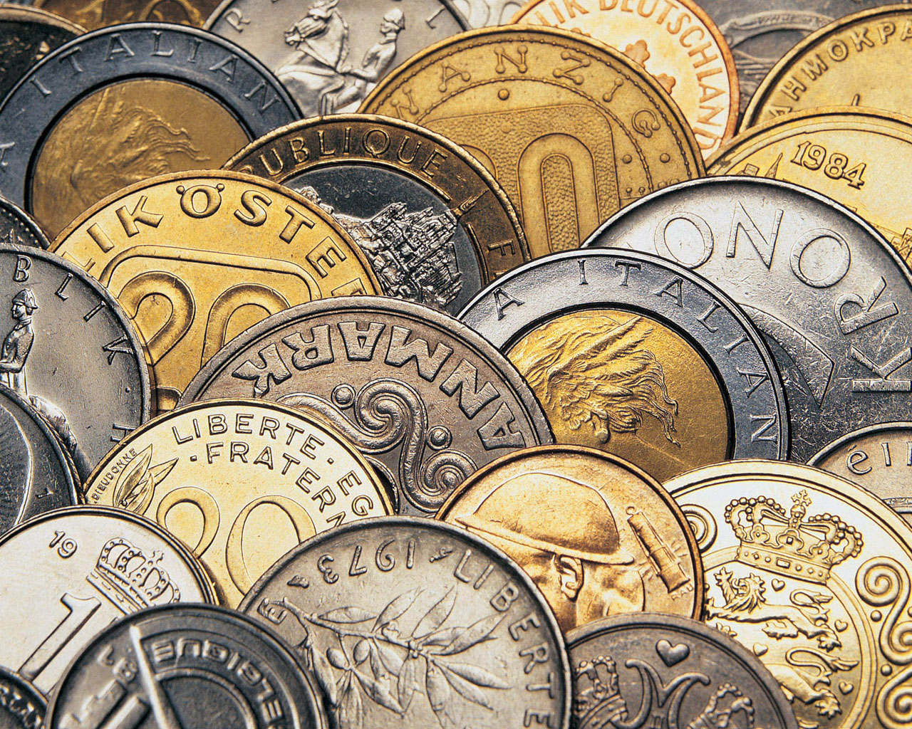 coins, texture, download photo, coins texture, background, coins, money