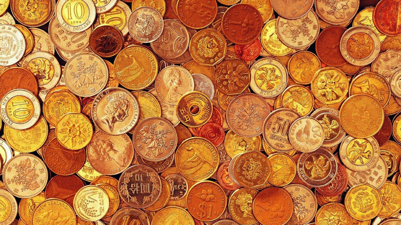 coins, texture, download photo, coins texture, background, coins