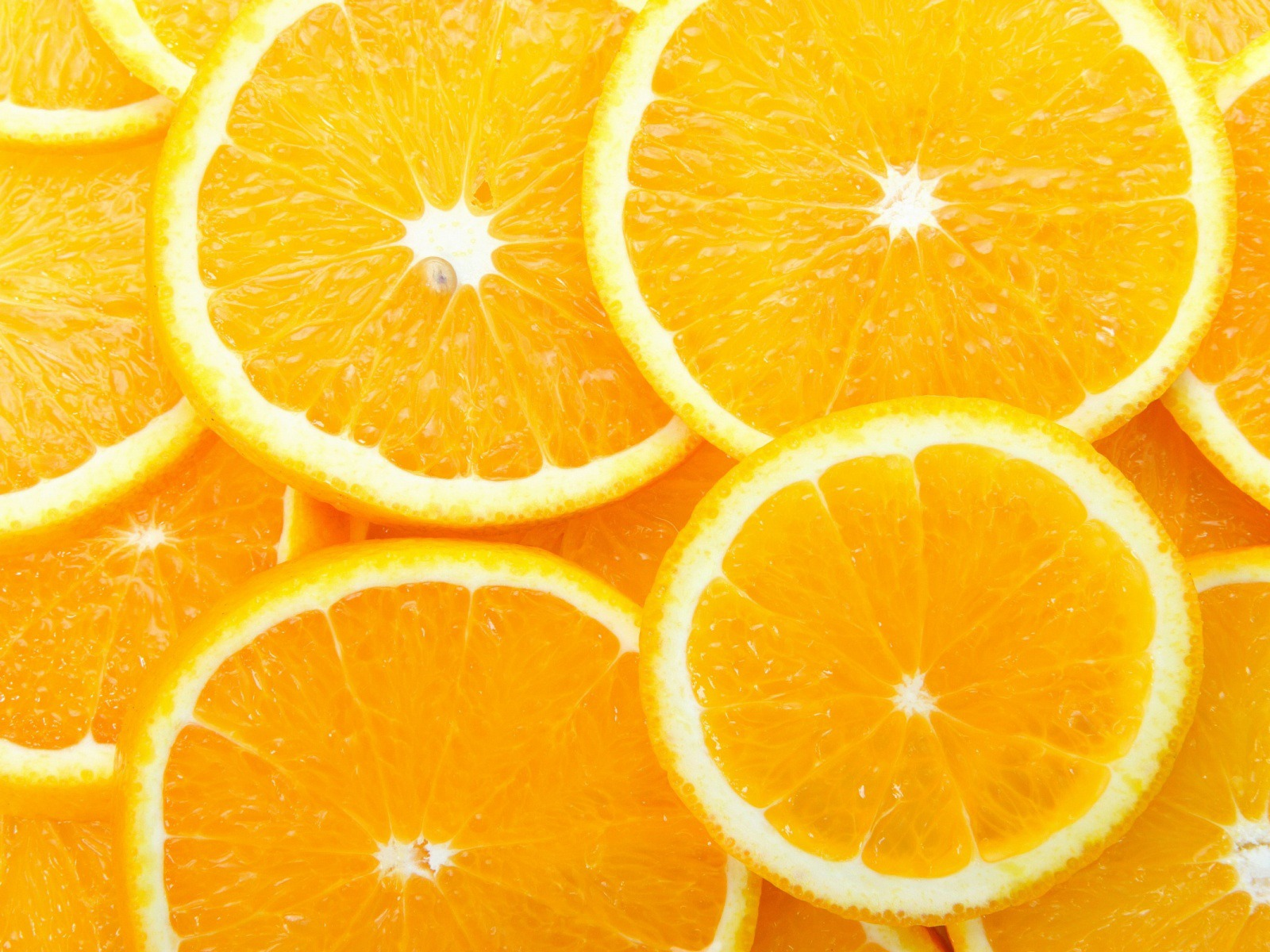 Oranges texture background