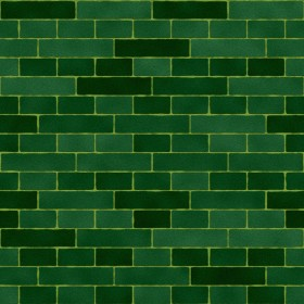 green brick wall texture, green brick wall, download photo, background, texture
