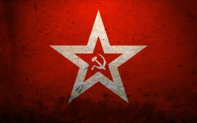 star, USSR, flag, background, background, texture
