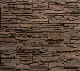 коричневый stone, wall, texture stone, stone wall, download background, brown stone background