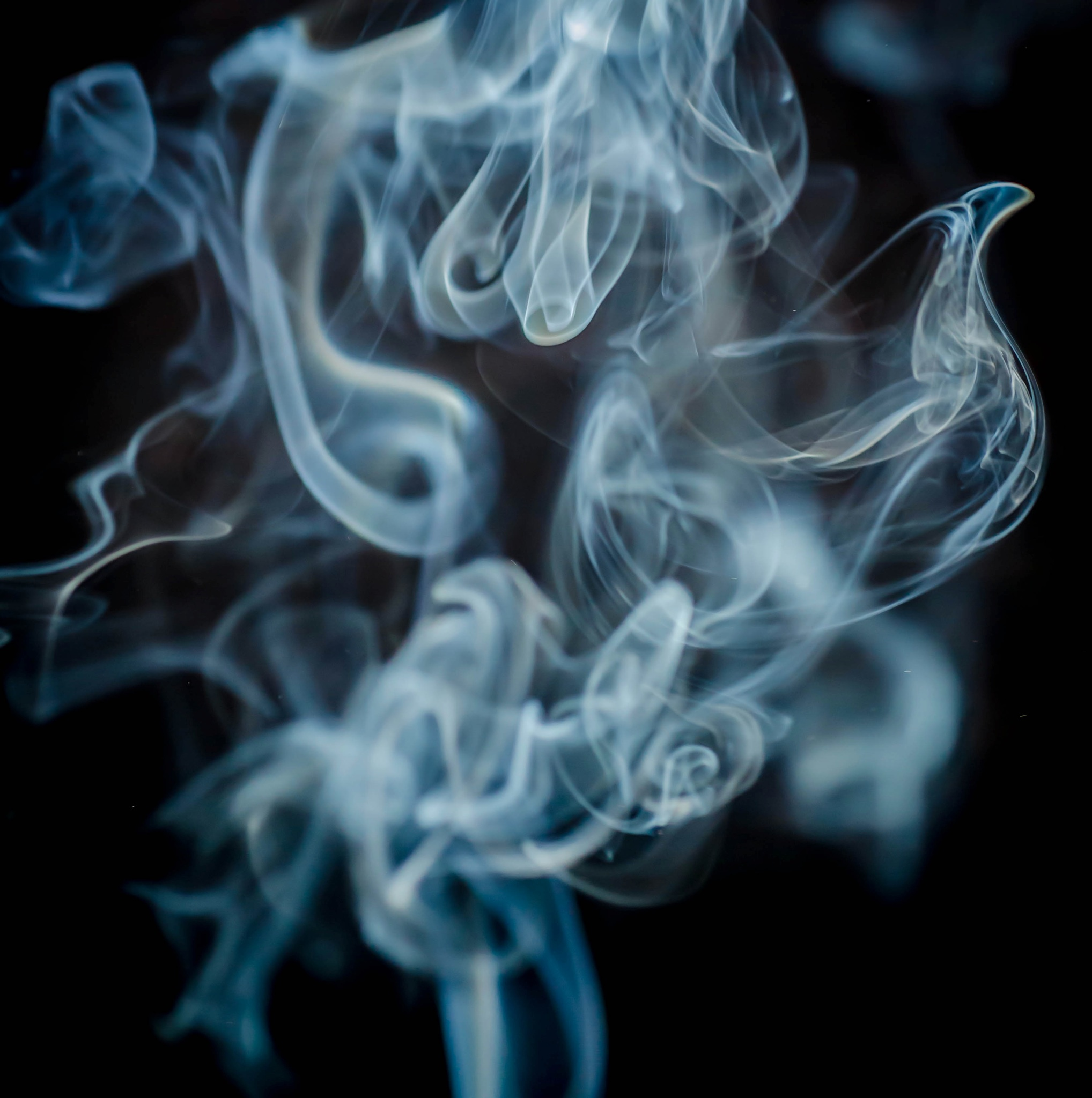 blue smoke, texture smoke, blue smoke texture background, download photo