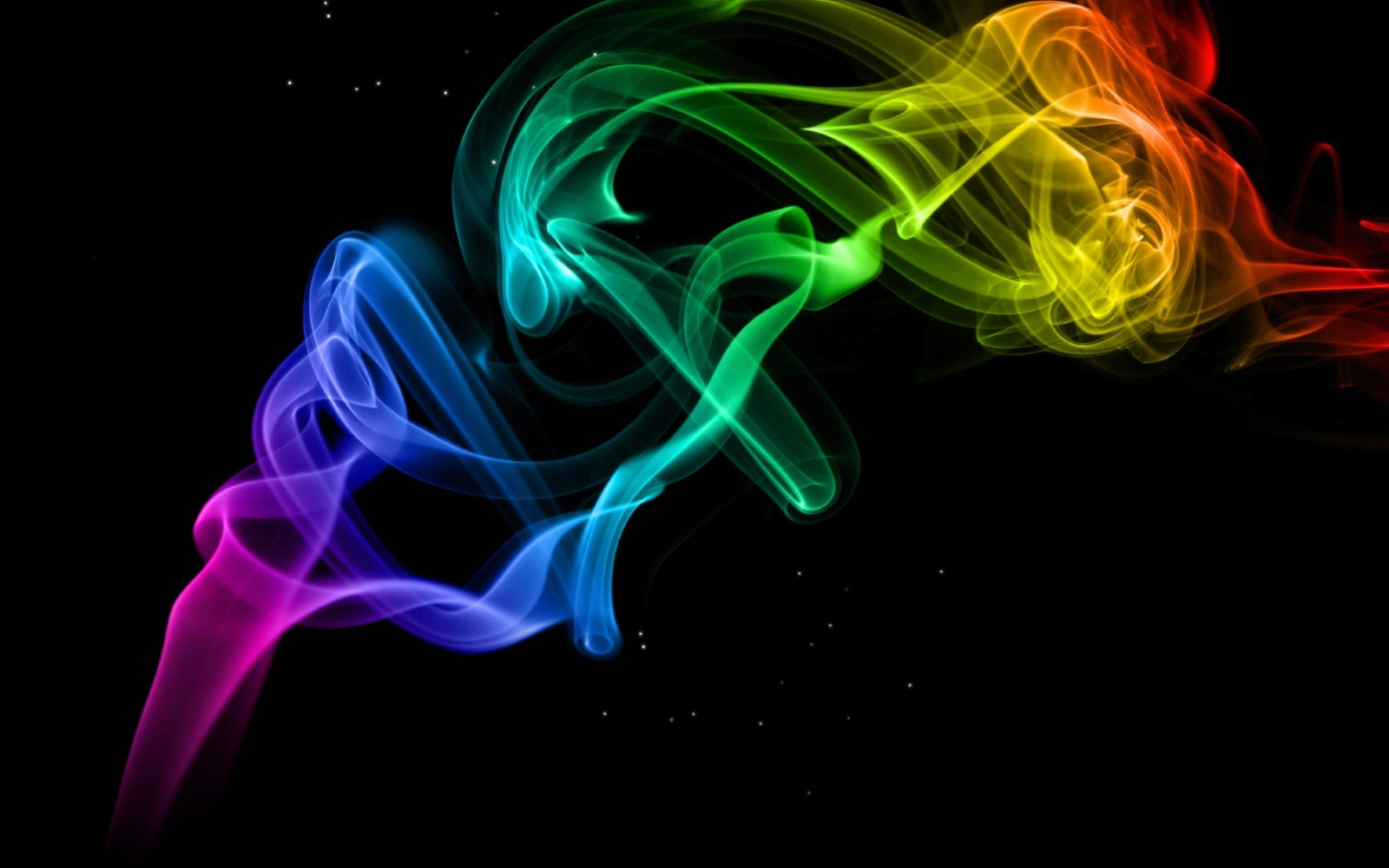 rainbow colorfull smoke, texture smoke, rainbow color ...