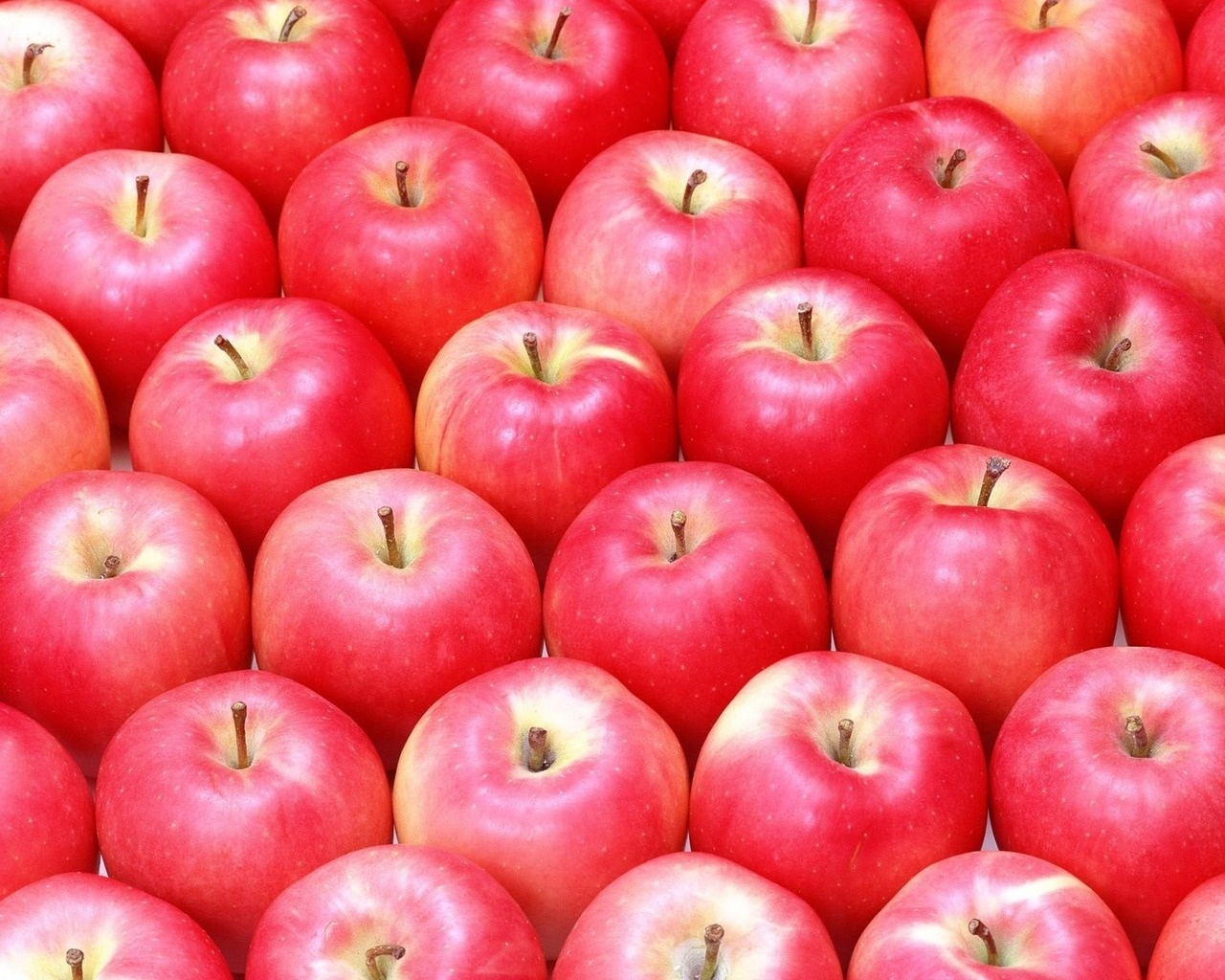 Apples texture background