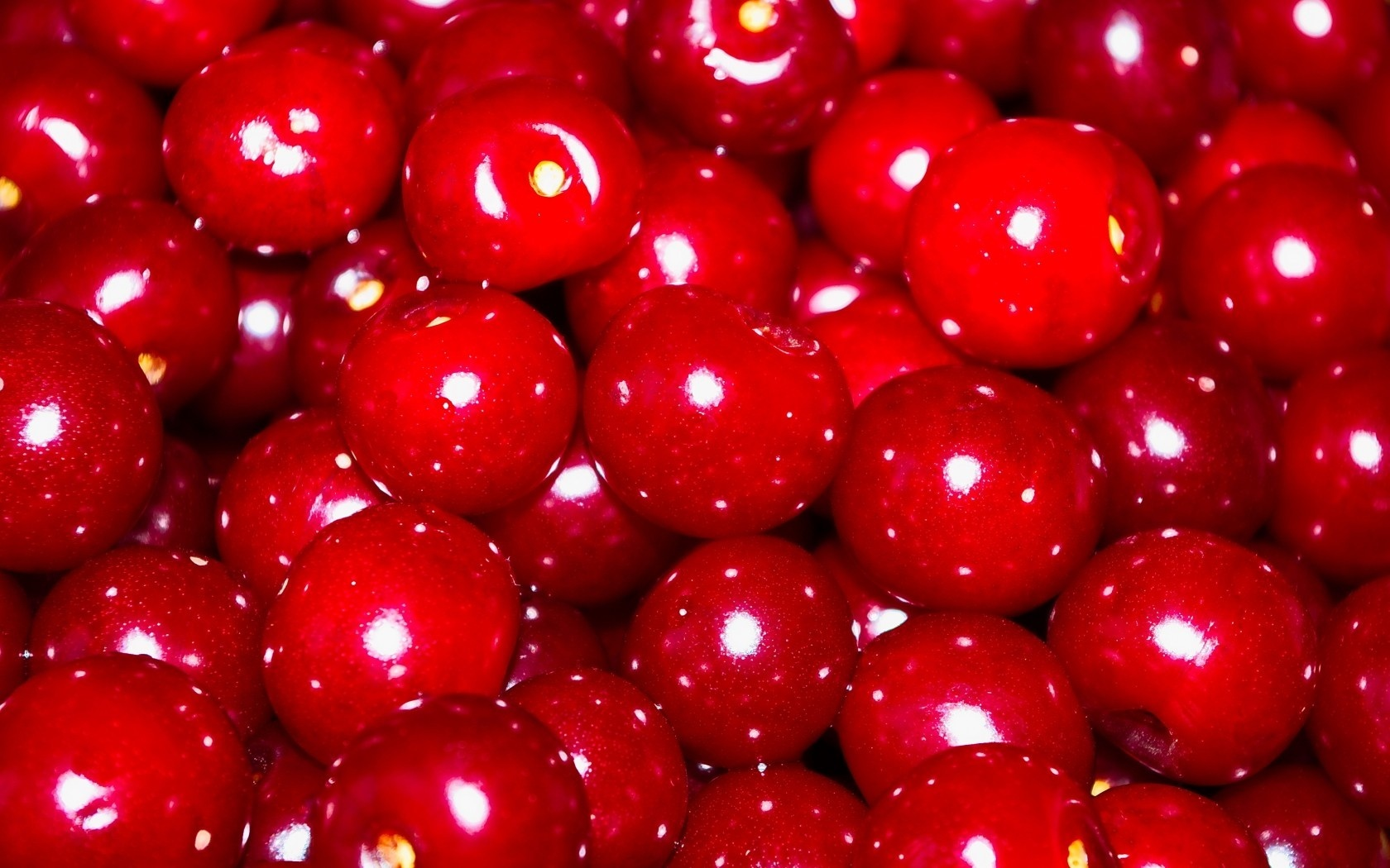 Cherry texture background