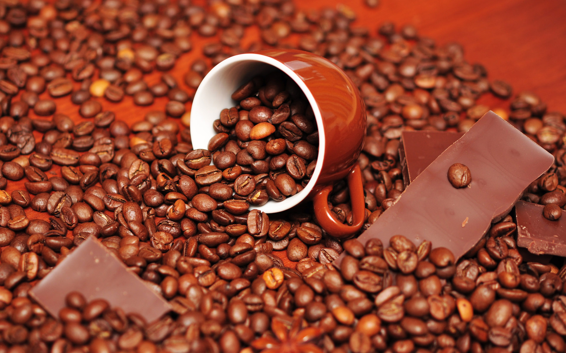 coffee chocolate, coffee beans, download photo, background, coffee, texture