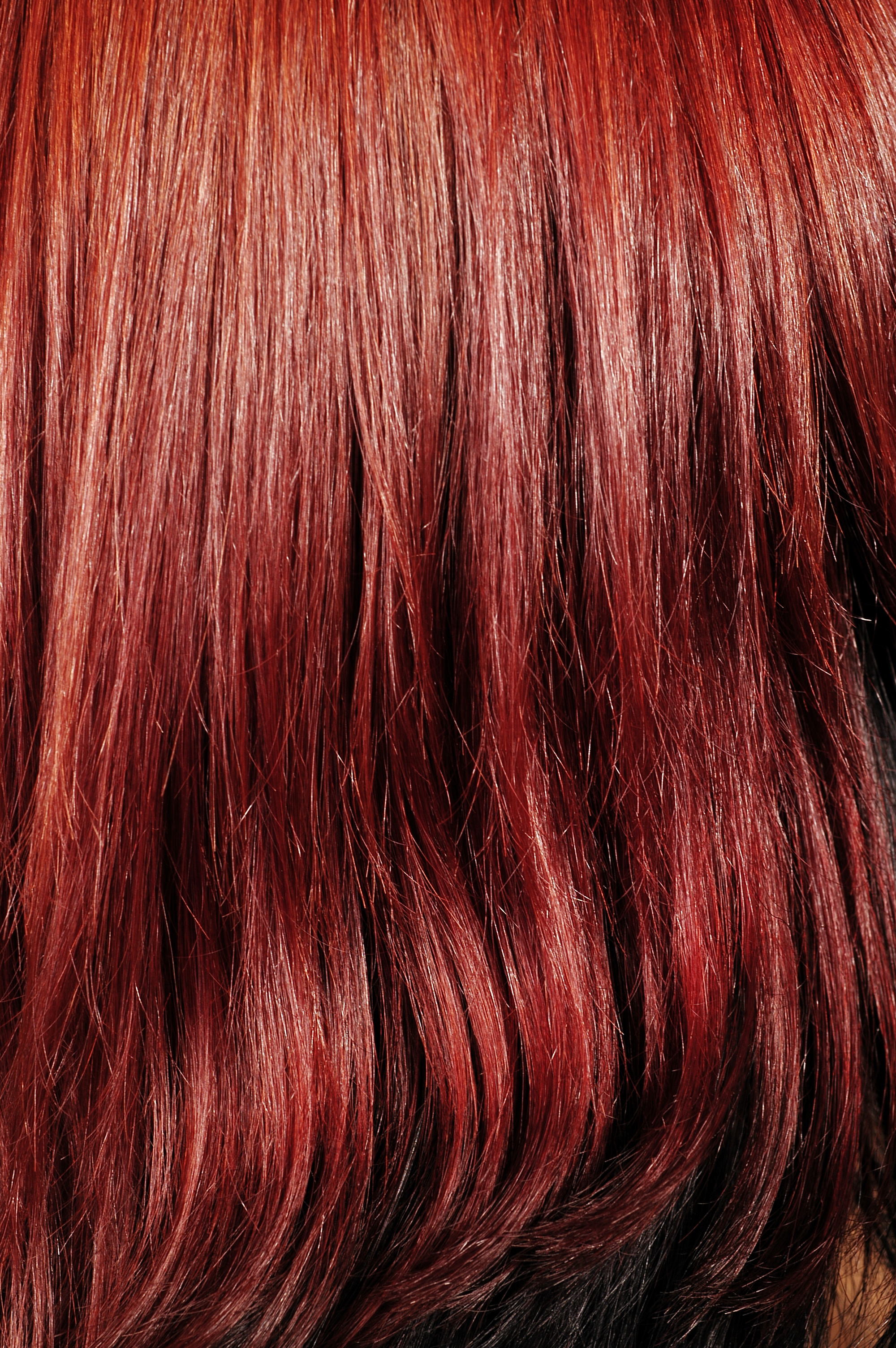 red texture, background, red hair texture, background