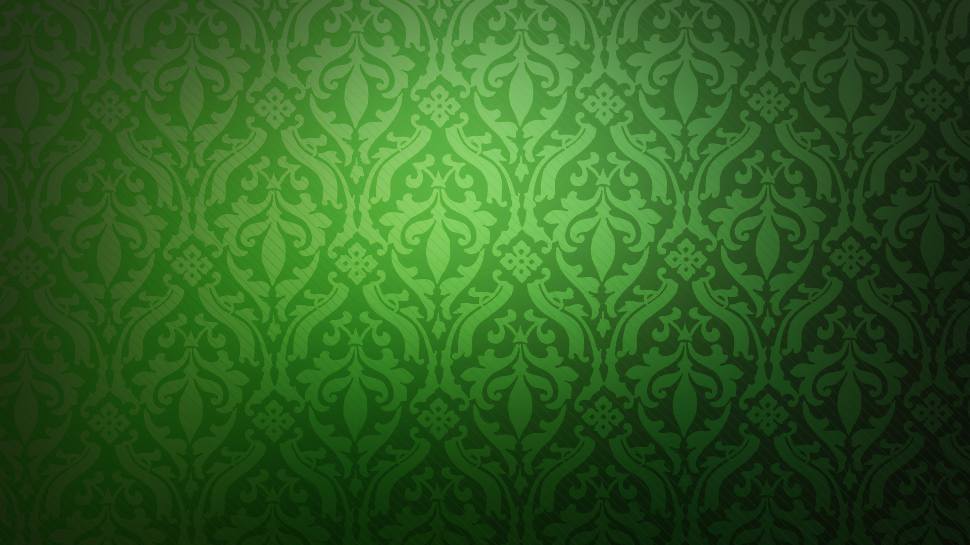 Background green pattern