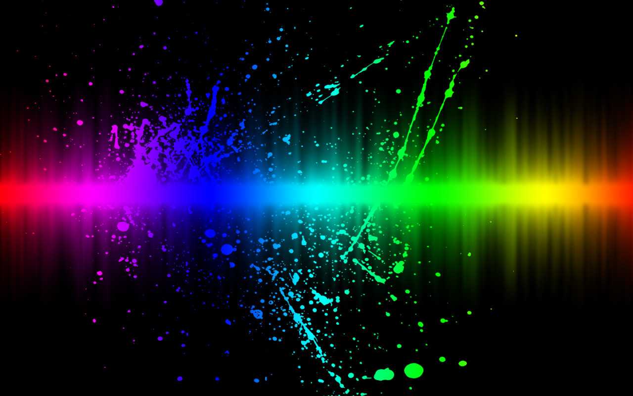 colorful rainbow paint, texture paints, background, download photo, color rainbow paint texture background