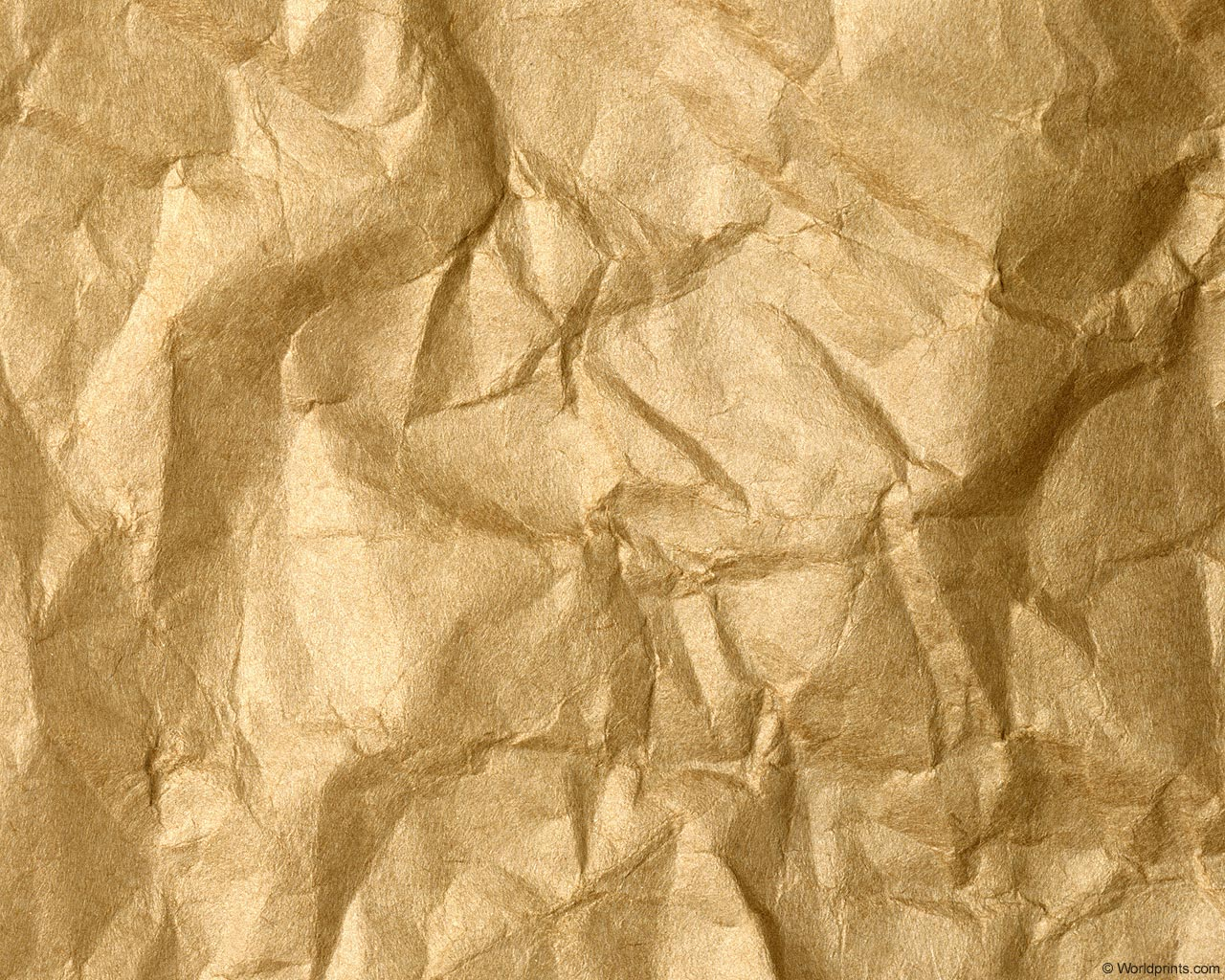 old creased paper texture background