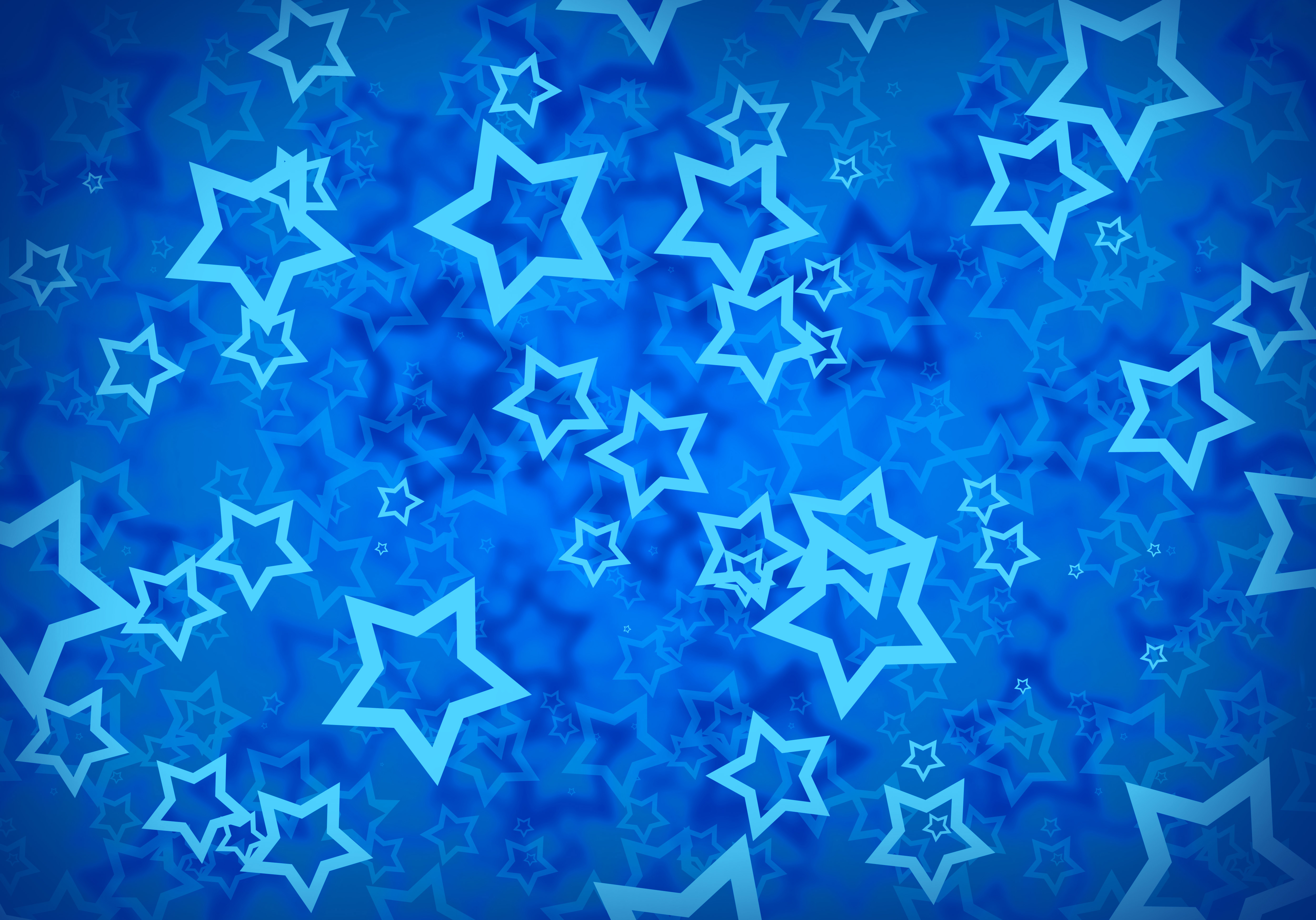 background - blue stars download photo, texture