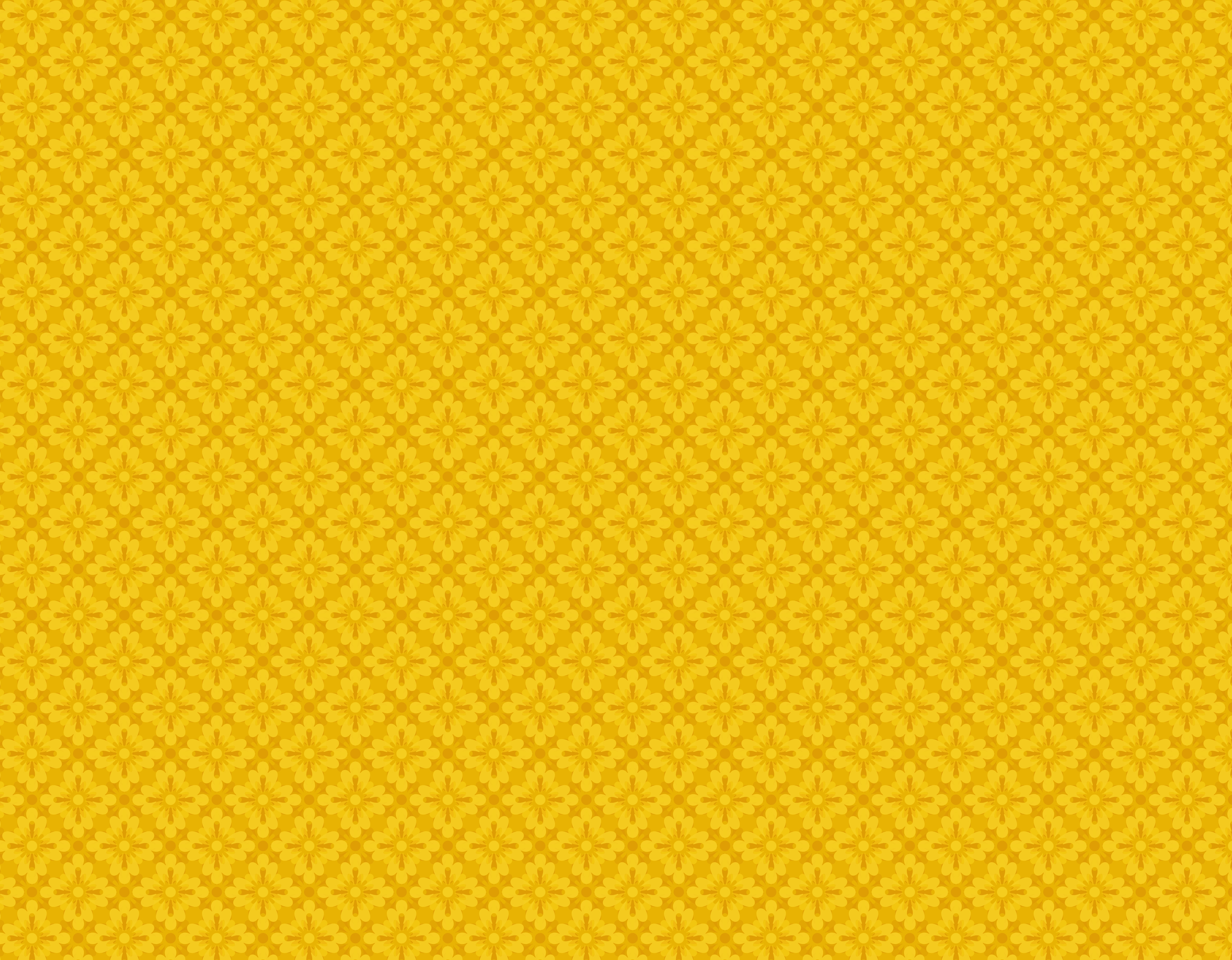 yellow pattern, background