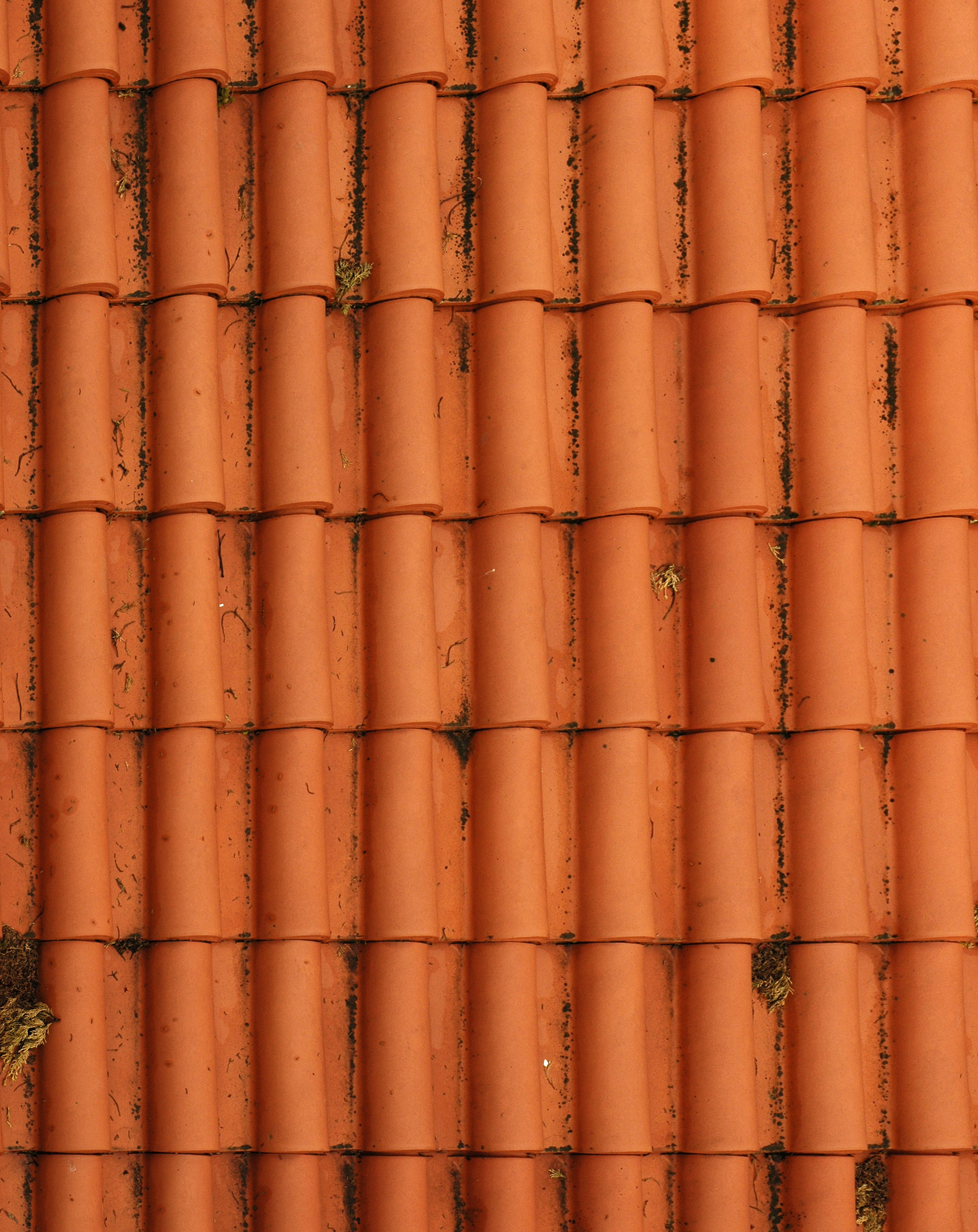 Roof tile texture image background