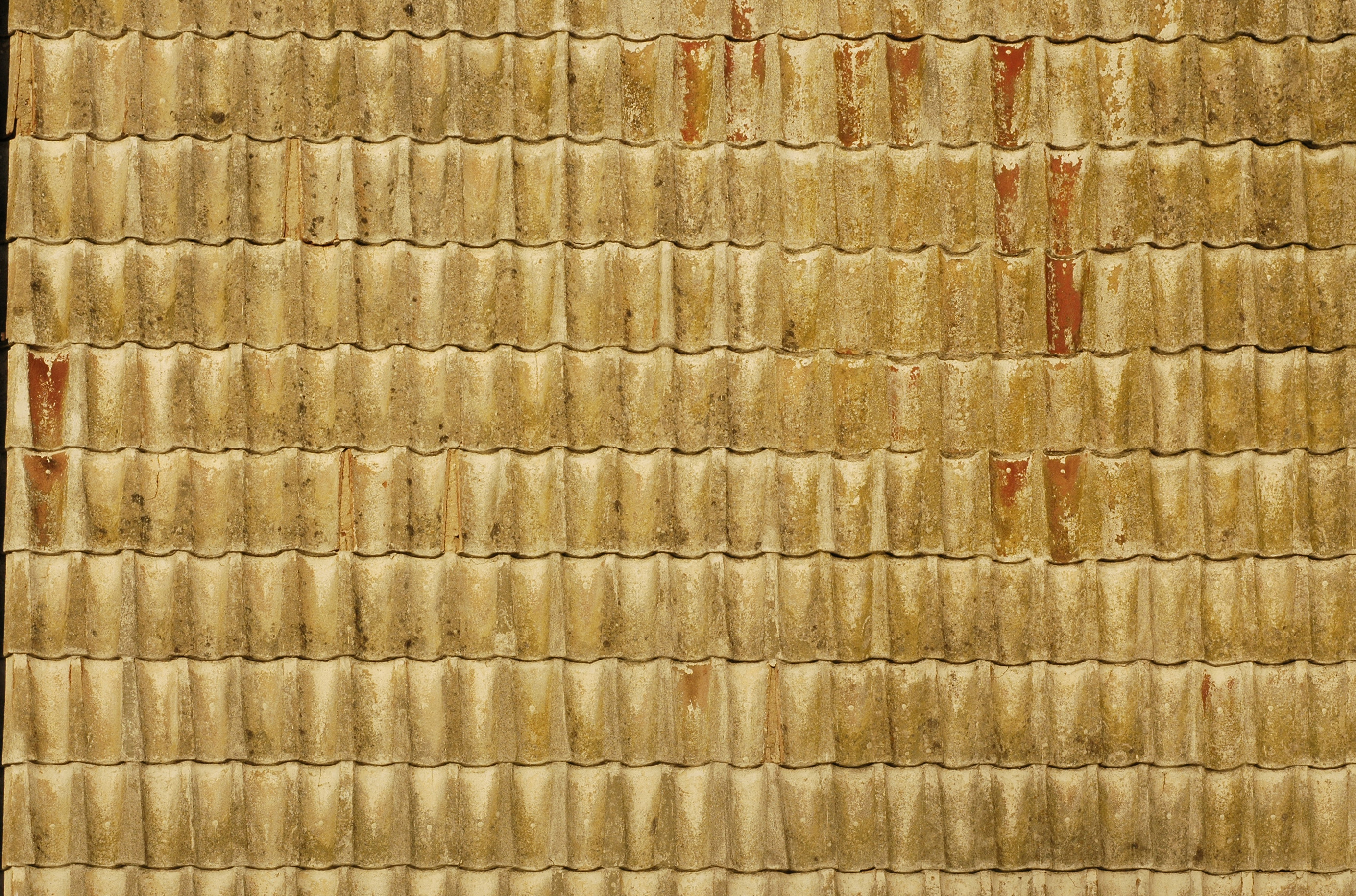 Roof Tile Background Texture Image