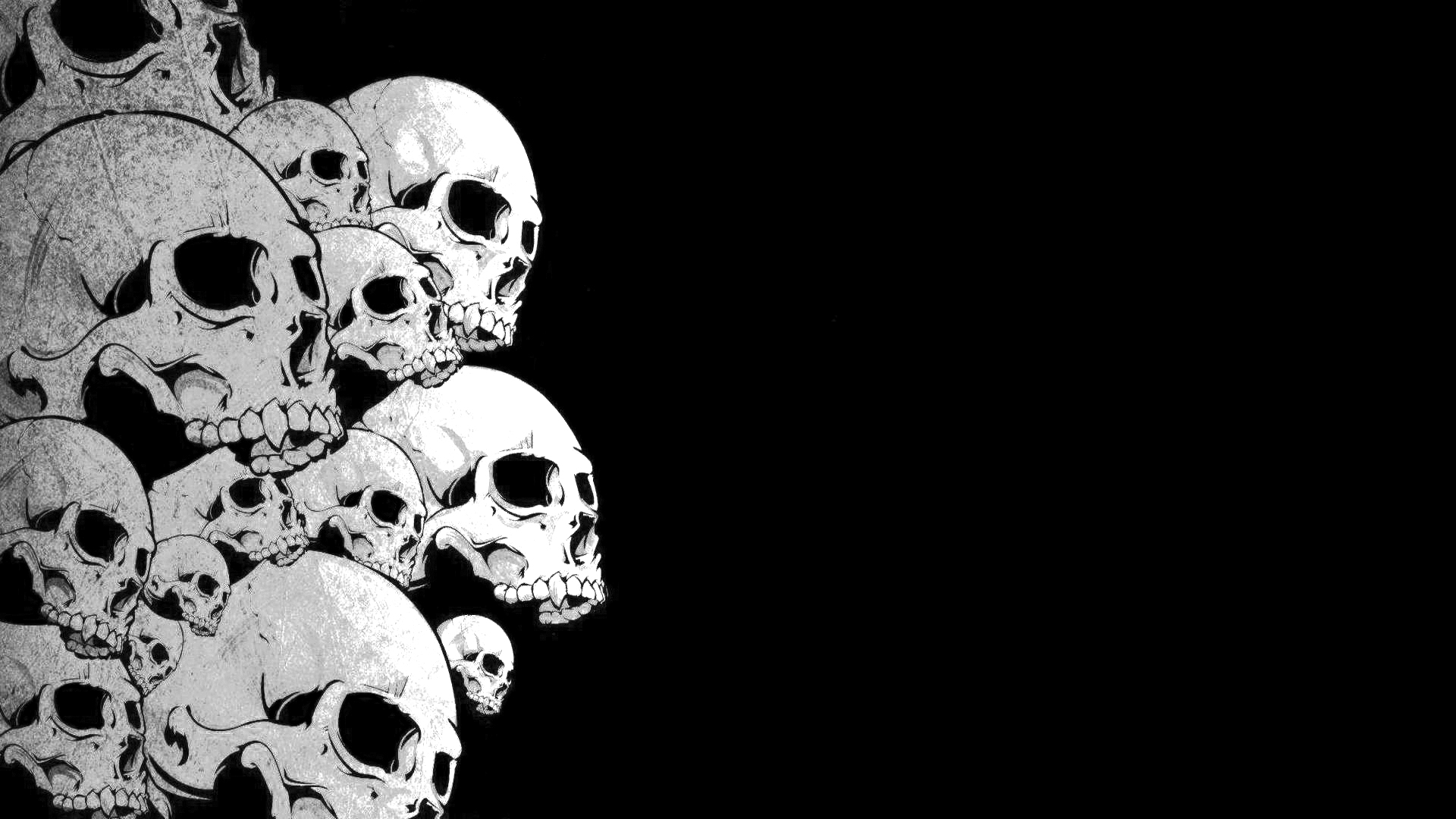 skull, background, texture, photo, skulls texture background