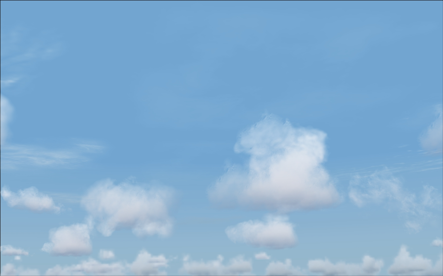 how to add clouds texture in blender