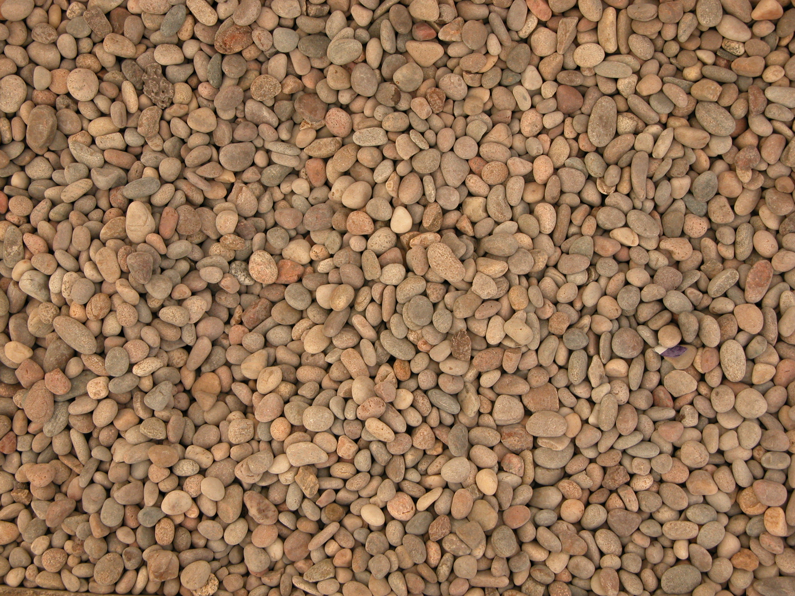 small orange pebble, download photo, background, red stones texture