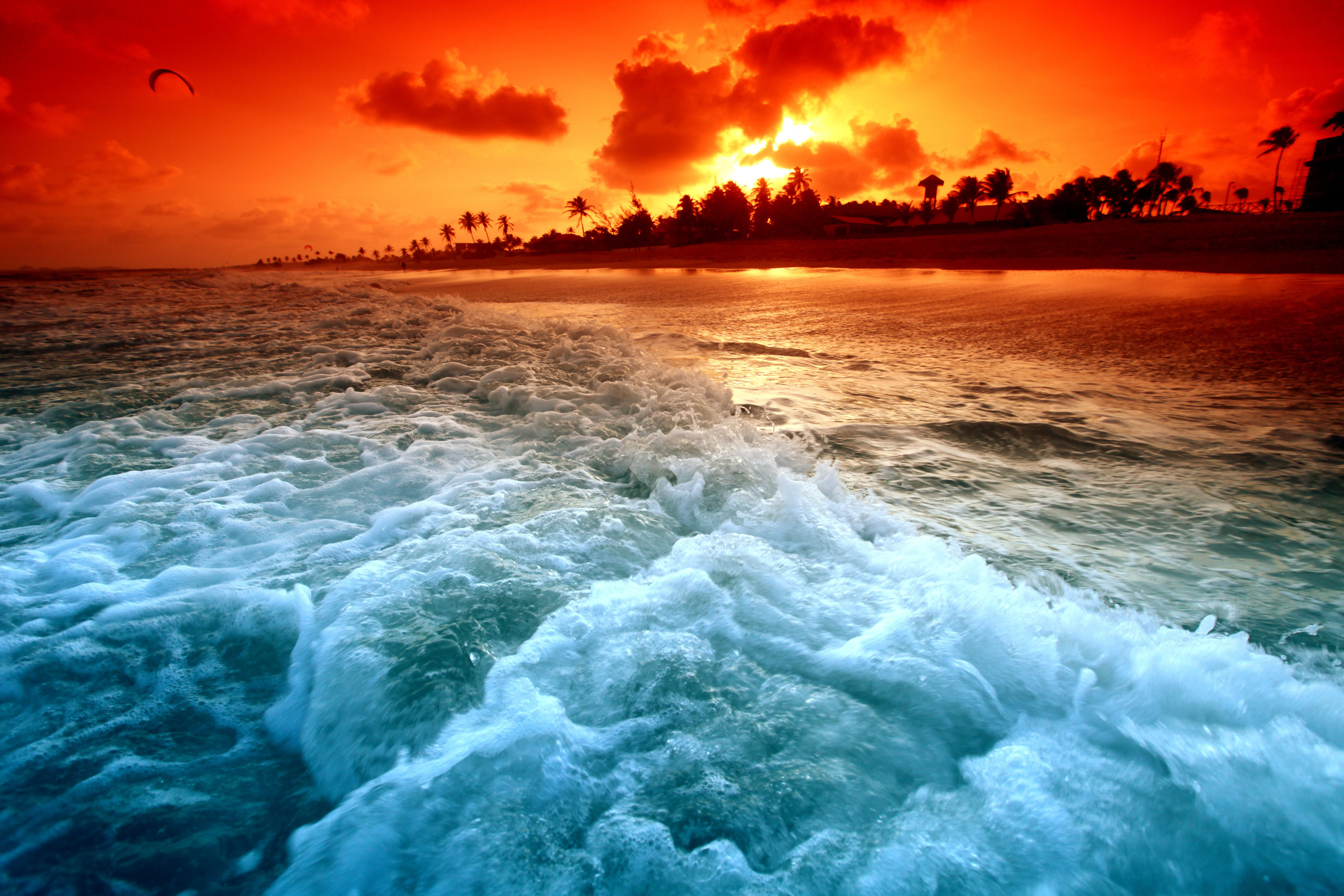 , texture , , water, background, waves texture background, photo
