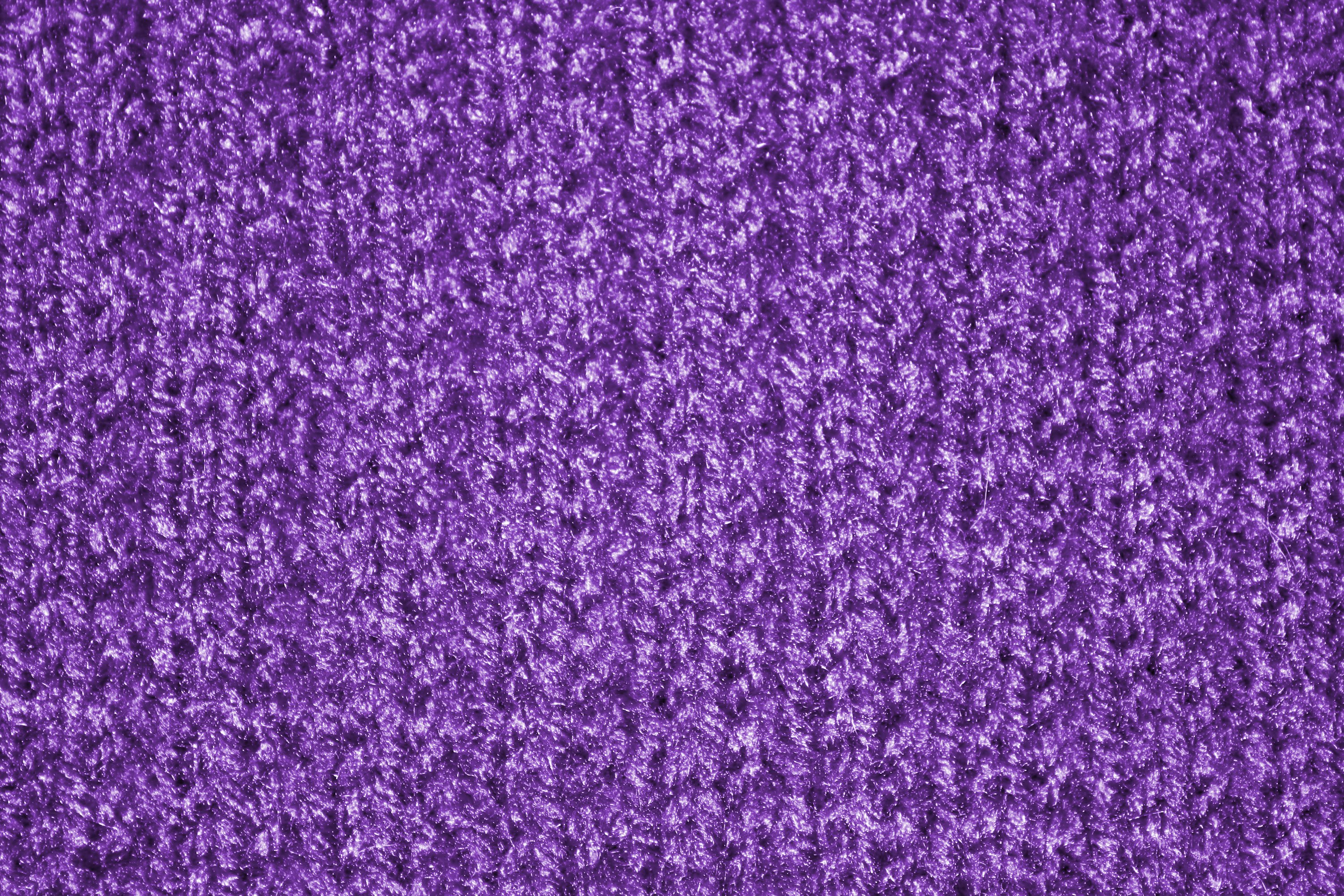Purple knitted wool texture background image
