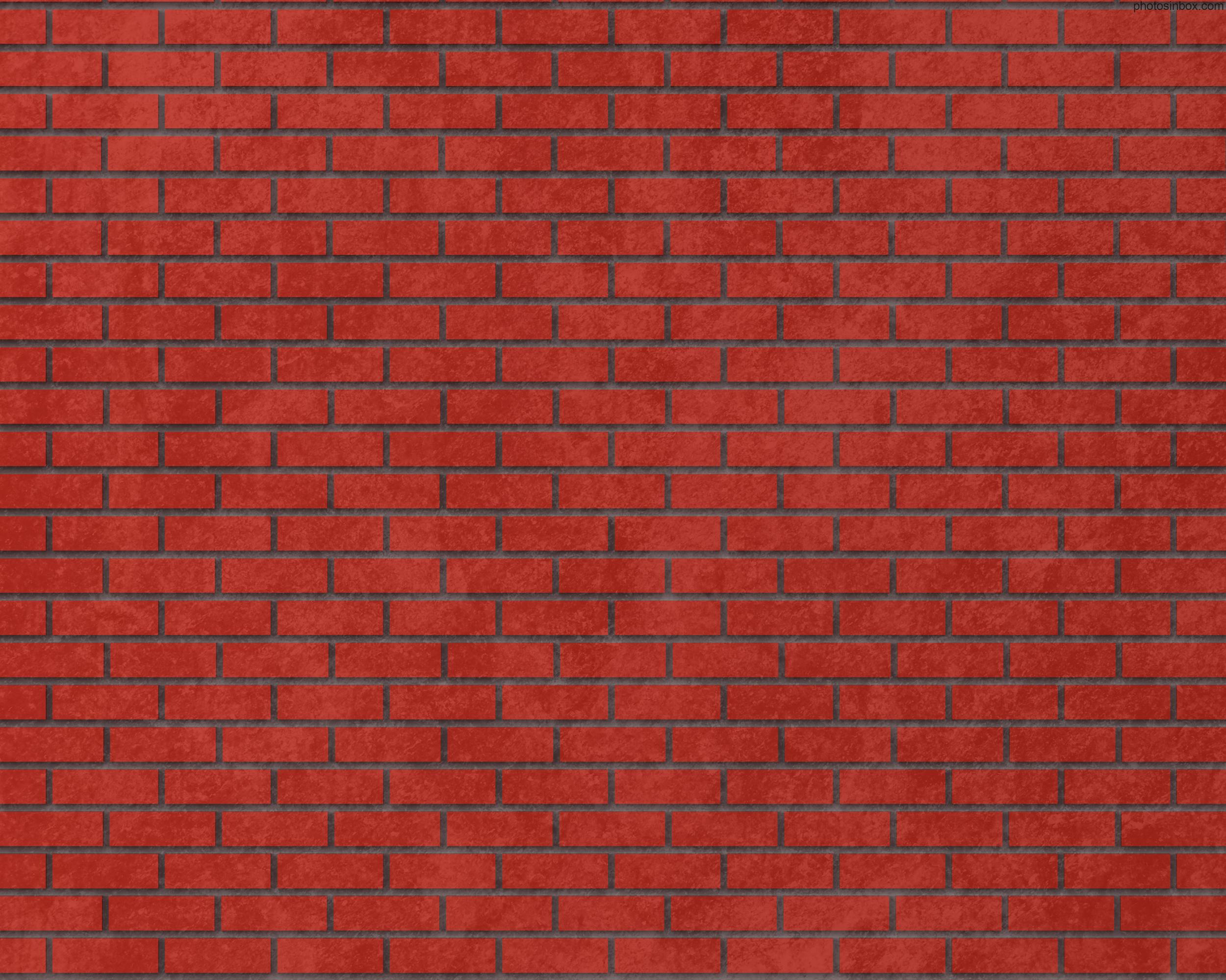 red brick wall, texture, red bricks, brick wall texture, background, download