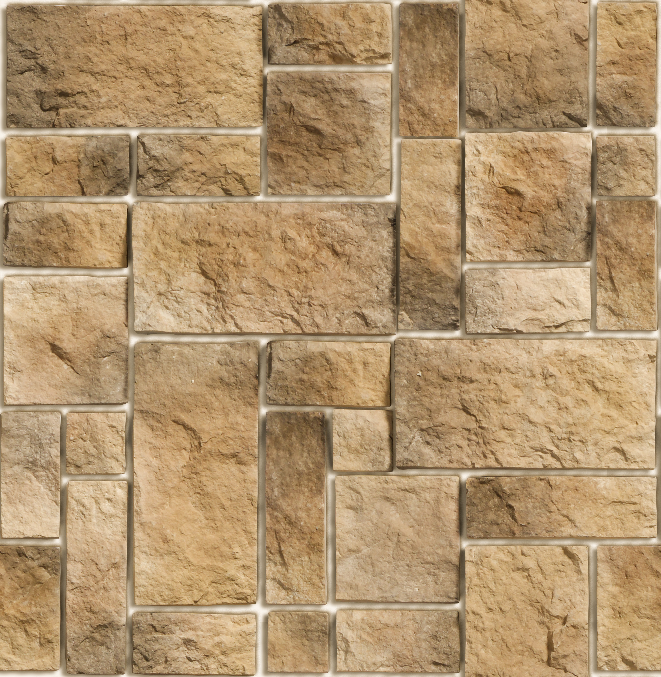 Stone Tile Texture Hewn Wall Photo